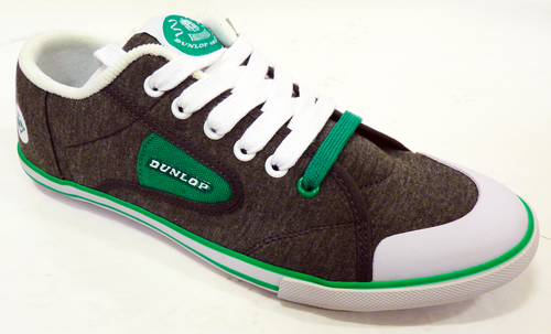 DUNLOP Flash Lo Trainers | Retro Indie