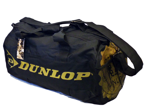 DUNLOP Retro 70s Indie Canvas All Nighter Holdall