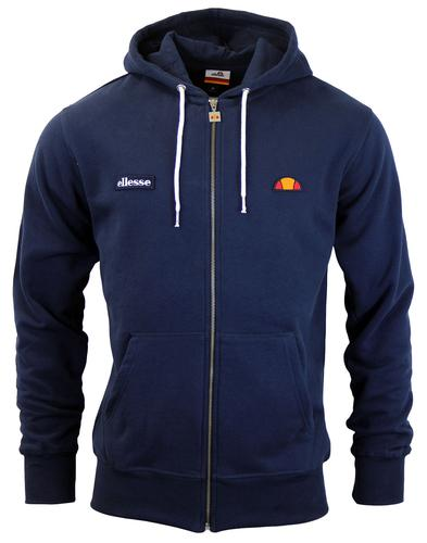 ELLESSE RETRO MOD ZIP THROUGH HOODIE