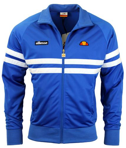 ELLESSE RETRO 70S RIMINI TRACK TOP JACKET BLUE