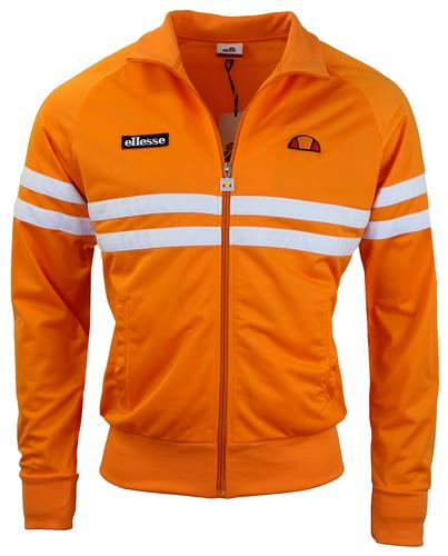 ELLESSE RETRO MOD 70s RIMINI TRACK TOP ORANGE