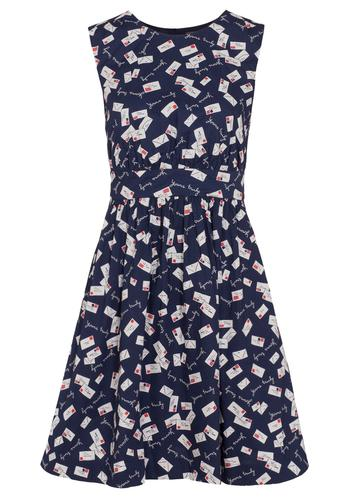 EMILY AND FIN RETRO 50s DRESS VINTAGE LUCY DRESS