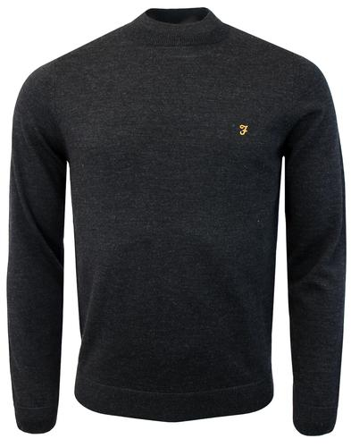 Bevington FARAH Mod Merino Turtleneck Jumper (AM)
