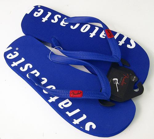 'Fender Flip Side'  -Fender Flip Flop Sandals (Bl)
