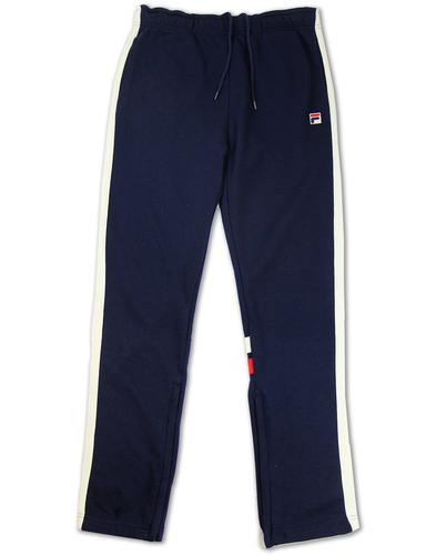 FILA VINTAGE RETRO 70S TRACK SUIT BOTTOMS