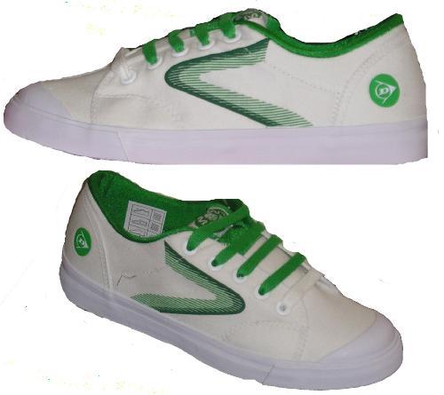'Flash '87 - Girls' - Dunlop Greenflash Trainers