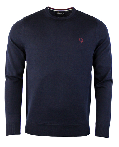 fred-perry-crew-neck-sweater-Dark-carbon.jpg