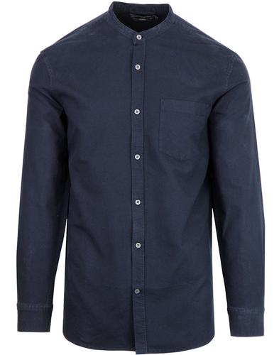 FRENCH CONNECTION Loose Fit Oxford Grandad Shirt