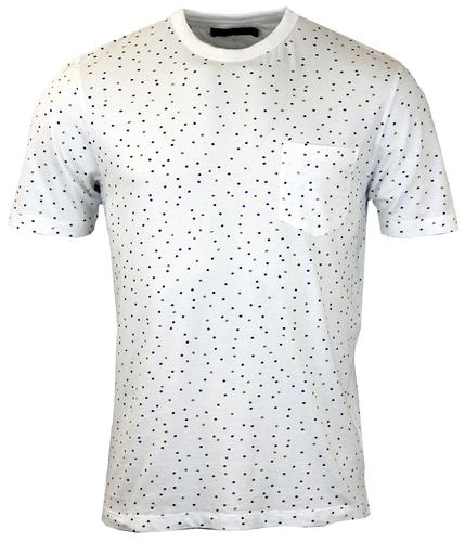 Coolibah FRENCH CONNECTION Retro Polka Dot T-Shirt