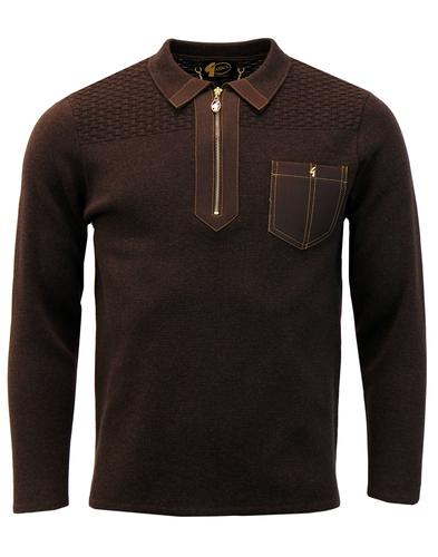 Beuren GABICCI VINTAGE Limited Edition 70s Polo Br