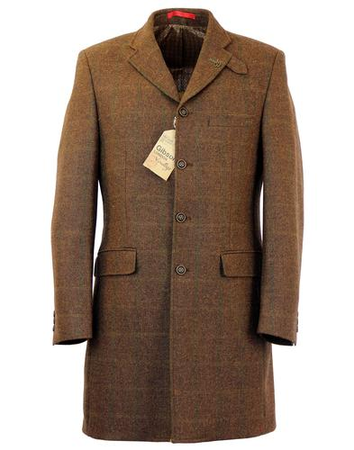 GIBSON LONDON RETRO MOD VINNIE WINNIE COAT JACKET