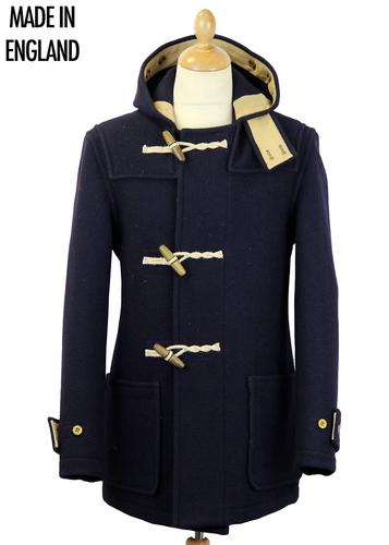GLOVERALL RETRO MOD 70S MID LENGTH MONTY COAT