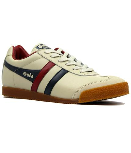 Gola Harrier Leather