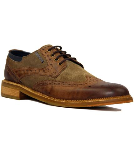 GOODWIN SMITH RETRO MOD WEIR BROGUES