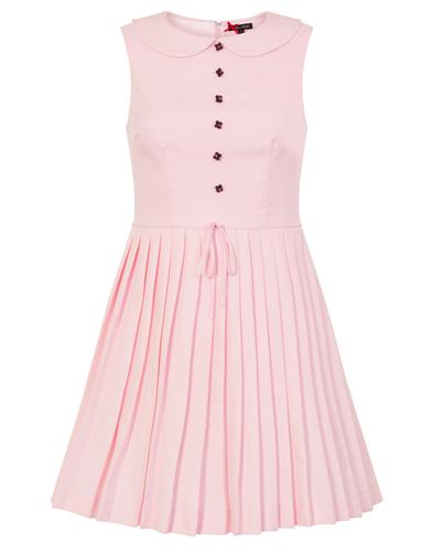 Josephine HELL BUNNY 60s Retro Mod Mini Dress P