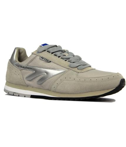 HI-TEC RETRO SILVER SHADOW ORIGINAL TRAINERS GREY