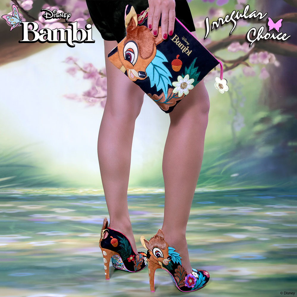 Irregular Choice x Disney's Bambi - A Preview of the collection!