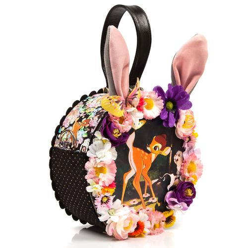 Irregular Choice x Disney's Bambi Twitterpated Bag