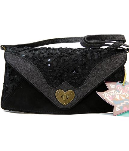 Dazzle Razzle IRREGULAR CHOICE Retro Clutch Bag