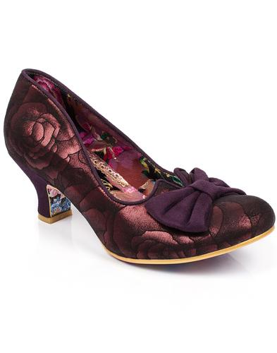 Dazzle Razzle IRREGULAR CHOICE Retro 50s Heels