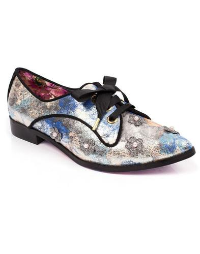 Go Dutch IRREGULAR CHOICE Painted Winklepickers