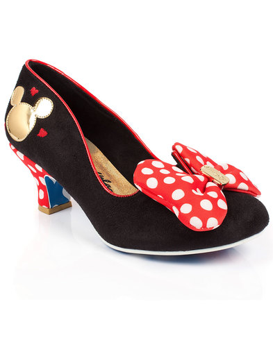 Classic Minnie IRREGULAR CHOICE Disney Heels