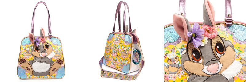 Irregular Choice x Bambi Shoes - Sweet As Can Be Thumper Bag