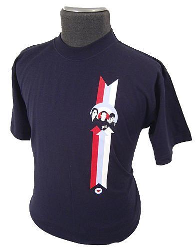 'The Jam' -Retro Mod Jam/Paul Weller Mens T-Shirt