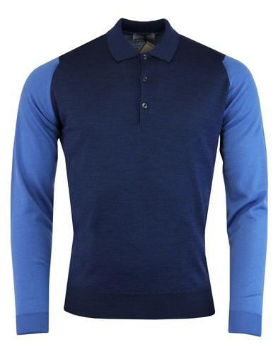 Brightgate JOHN SMEDLEY Made in England Polo Shirt