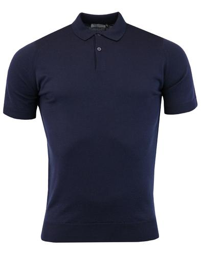 Payton JOHN SMEDLEY Made in England Knit Polo (M)