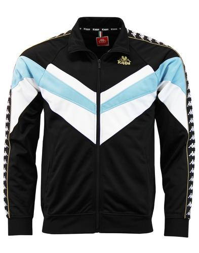Torrado KAPPA Men's Retro 70s Chevron Track Jacket