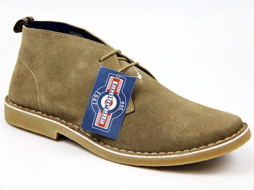 black desert boots mens lambretta