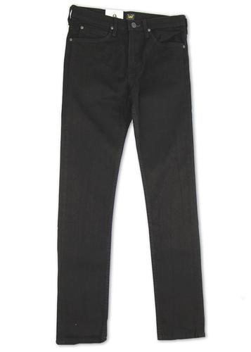 Cain LEE Retro Clean Black Skinny Denim Jeans