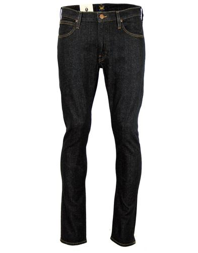 LEE JEANS MENS LUKE JEANS SLIM TAPERED BLUE CAUSE