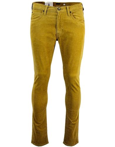 LEE JEANS MENS LUKE CORDS HONEY RETRO JEANS