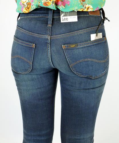 Scarlett LEE Stretch Deluxe Retro Skinny Jeans BF