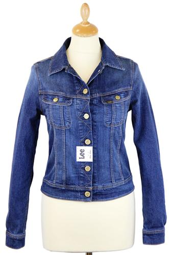 Slim Rider LEE JEANS Retro 70s Denim Jacket (CP)