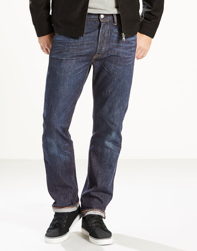 LEVI'S® 501 Men's Original Straight Jeans FELTON