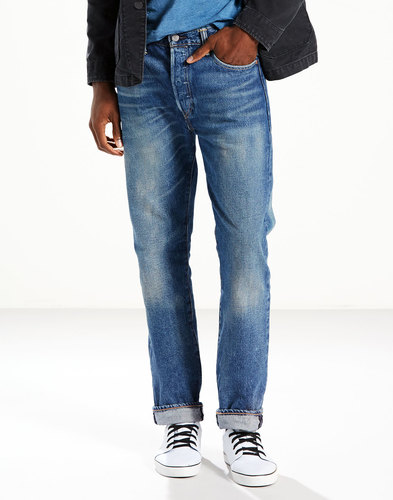 Levi's 501 Men's Jeans - The original Levi's fit