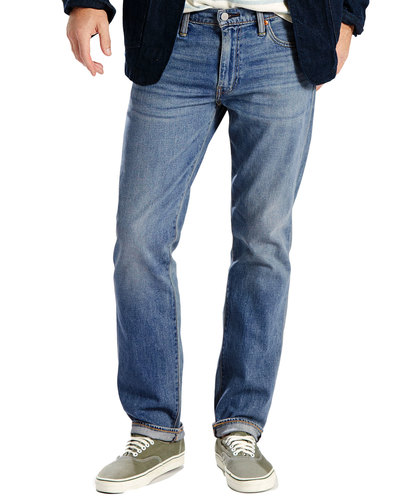 LEVI'S® 504 Mod Regular Straight Jeans GREENVILLE