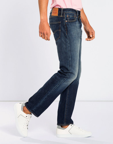 Levi's 504 Straight Jeans