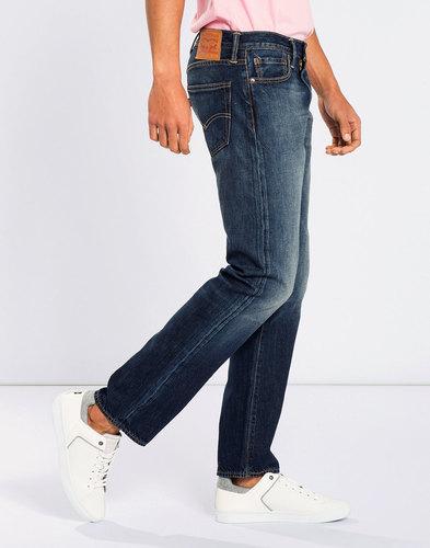 Levi's 504 Straight Jeans