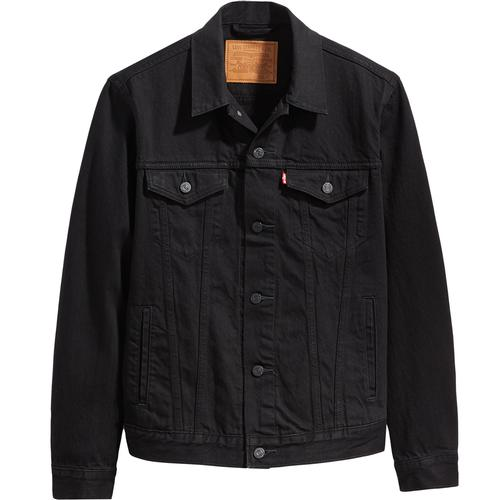 The Trucker LEVI'S Mod Denim Jacket (Berk Black)