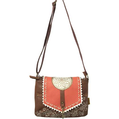 Lock & Key Retro Vintage Women's Mini Shoulder Bag