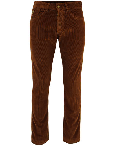 New Dallas LOIS Retro Mod Jumbo Cord Trousers (Br)
