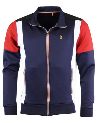 Thorpe LUKE 1977 Retro Colour Block Track Jacket