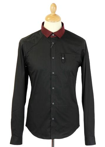 Thomas LUKE ROPER 4 in 1 Detcahable Collar Shirt