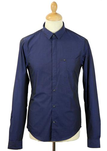 LUKE ROPER MARLOWS RETRO MOD TONIC DRESS SHIRT