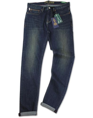 Rui LUKE DENIM Vintage Deep N Dirty Skinny Jeans