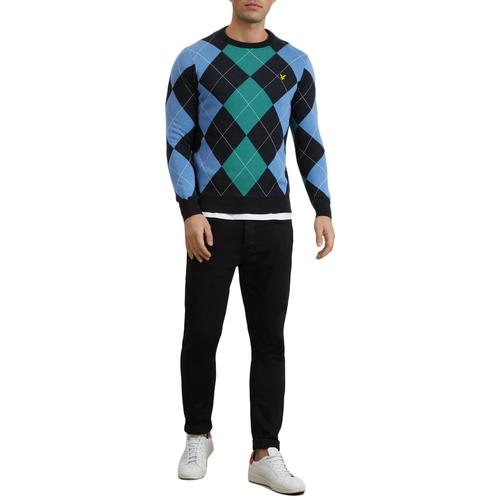 Lyle & Scott Mod Casuals Argyle Jumper
